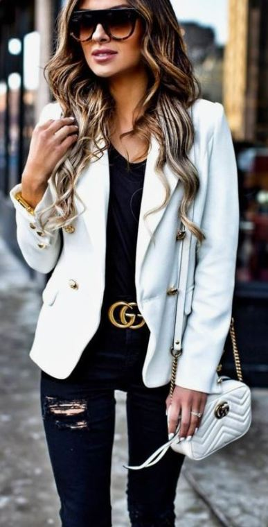 89760079506 11 Cute Fall And Winter Gucci Belt Outfits - Society19