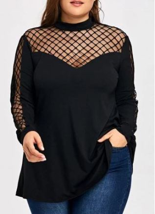 Rosegal has cute plus size clothes!