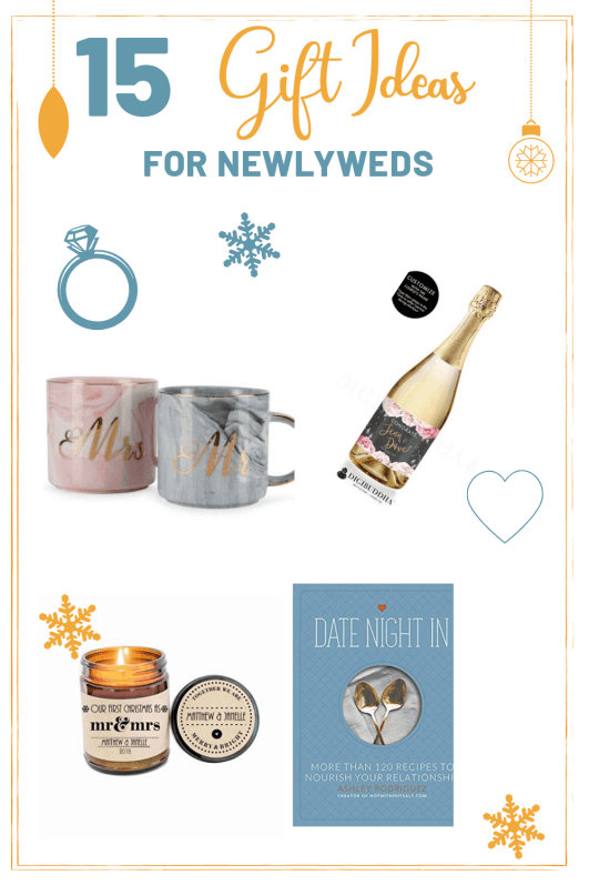 15 Christmas Gift Ideas For Newlyweds Society19