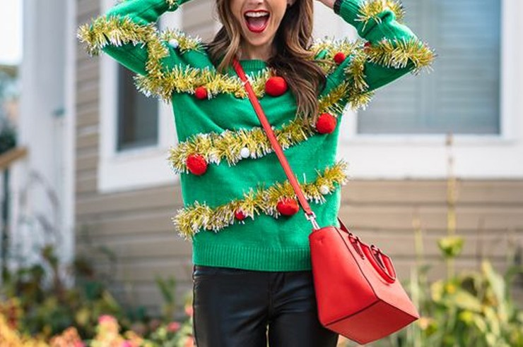 These are the best places to find cheap ugly Christmas sweaters for sale that are funny, old, and contain a cat. Great for both men and women!