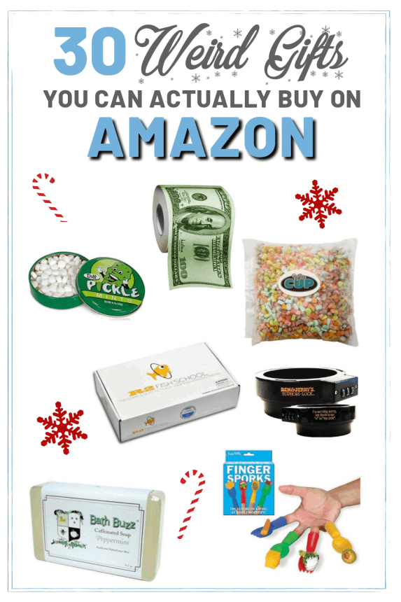 30 Weird Gifts You Can Actually Buy On Amazon