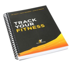 These workout logs make awesome crossfit gifts for men and women!