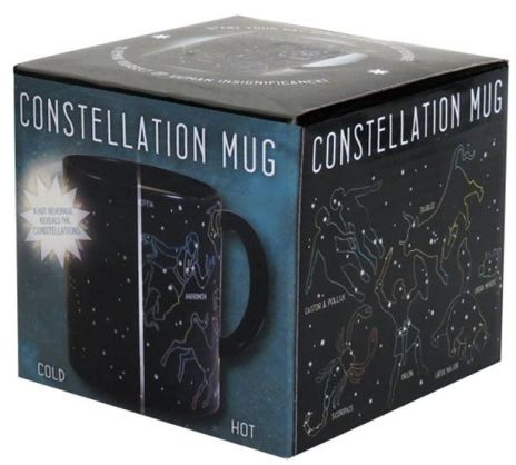 This constellation mug makes the best astrology gift!