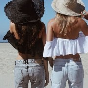 Spring break is right around the corner, and these cute spring break outfits are the best ideas to pack for a party in the sun for spring break 2018!