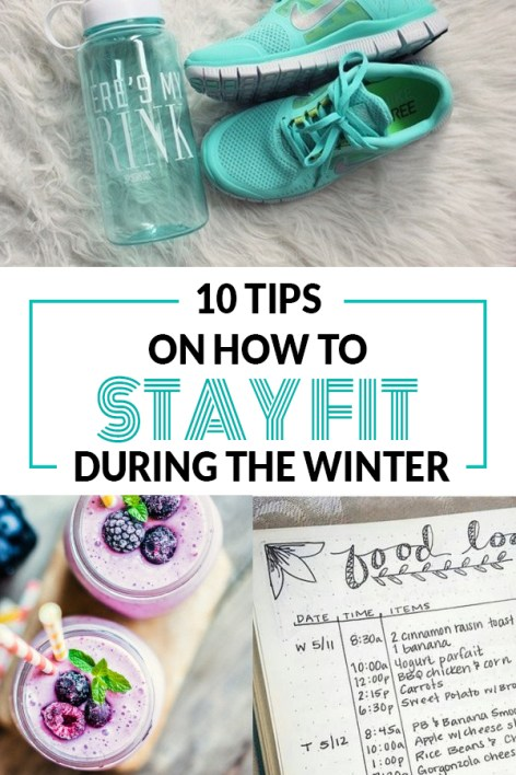 These are the best tips on how to stay fit during the winter