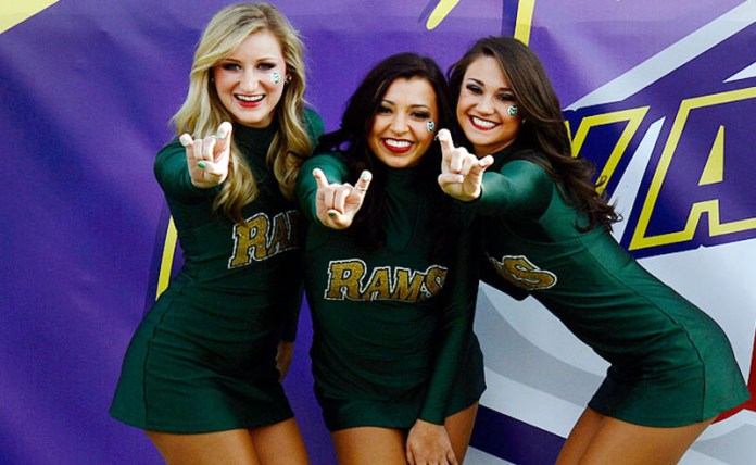 10 Adorable Game Day Outfits At Colorado State University - Society19 01db6e28e