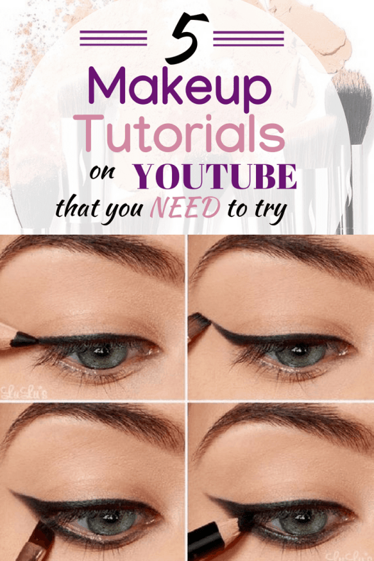 The 5 Best Makeup Tutorials On Youtube To Try Out Society19