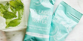 The collagen beauty water is a must have in the beauty community. It boosts your collagen and firms your skin overtime by just drinking it. Collagen loses it's elasticity quickly, prevent aging by trying out the collagen beauty water!