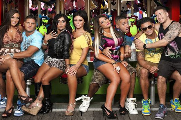 Naked jersey shore guides