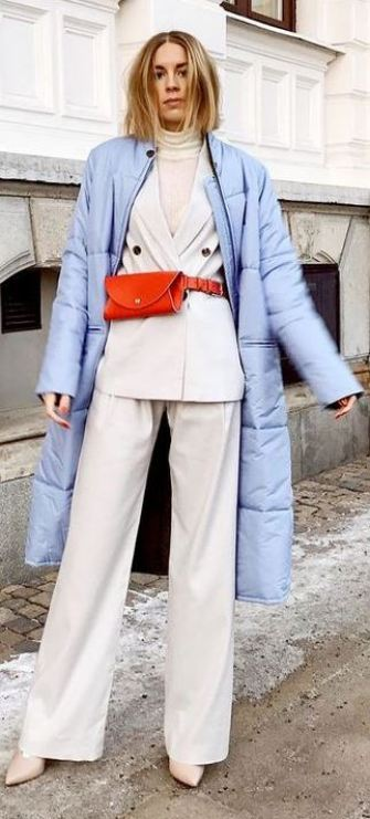 20 street style fanny pack outfit ideas that we love