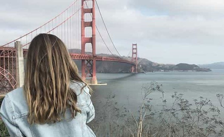 San Francisco has some of the most beautiful views in the world. If you've got an Iphone and a photographer, there are so many unique and cool places in San Fran to check out. Here are the 10 most Instagrammable places in San Francisco!