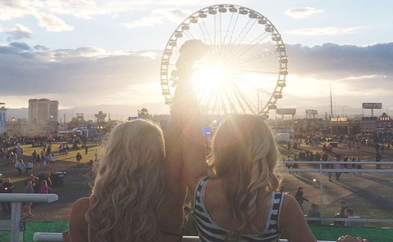 Being from Las Vegas will bring you a sense of self identity that only other Las Vegas residents can relate to, and that's what makes this sin city so great. Here are 12 signs that let you know you're truly from Las Vegas!