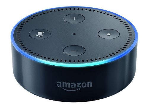 The Alexa Echo Dot is a great first mother's day gift idea!