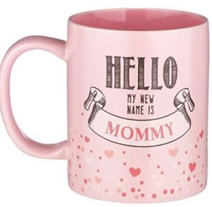 These mugs are such cute first mother's day presents!