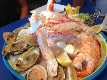 Food places in Sarasota, Florida to try.