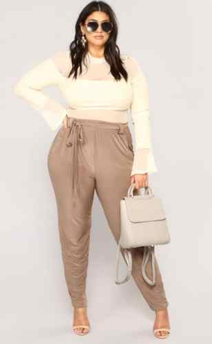 999d4375a4e I love how Fashion Nova Curve has an endless amount of super chic and stylish  pieces for incredibly affordable prices. They also are always adding  hundreds ...