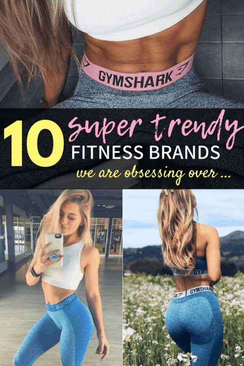 10 trendy fitness brands we are obsessing over
