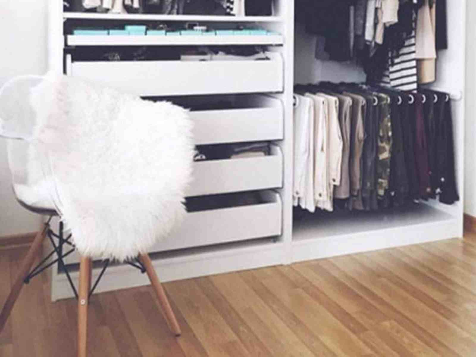 If you're anything like me, you have a hard time keeping it clean. I have so much stuff that it's hard to keep track of it all and put it in a place where I'll remember it. So here are a few bedroom organization hacks for optimizing your space!