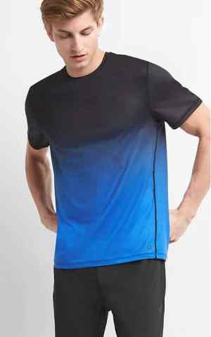 GAP is one of the Best Men's Sports clothing brands!