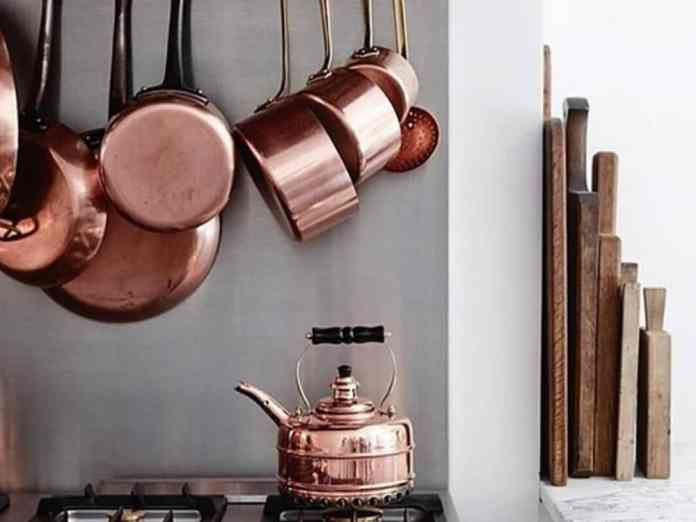Cheap Copper Kitchen Accessories From Amazon That Are Cute Af