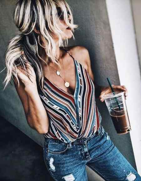 These summer street style outfits and trends are so cute!