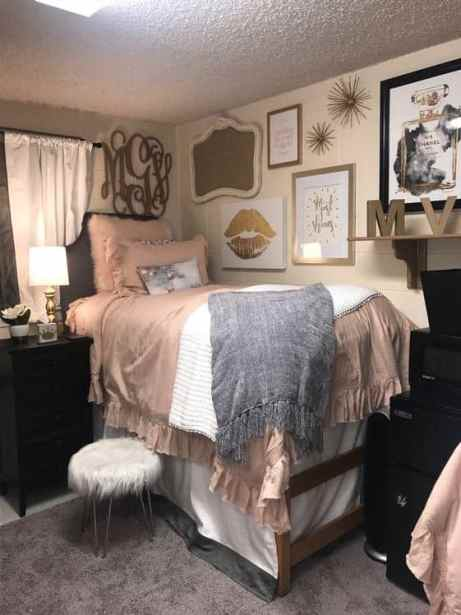 21 cute dorm rooms we 39 re obsessing over society19 - Cool dorm room ideas ...