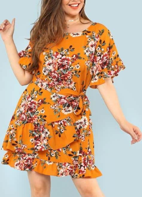 5 Websites With Cheap Plus Size Wedding Guest Dresses For Summer