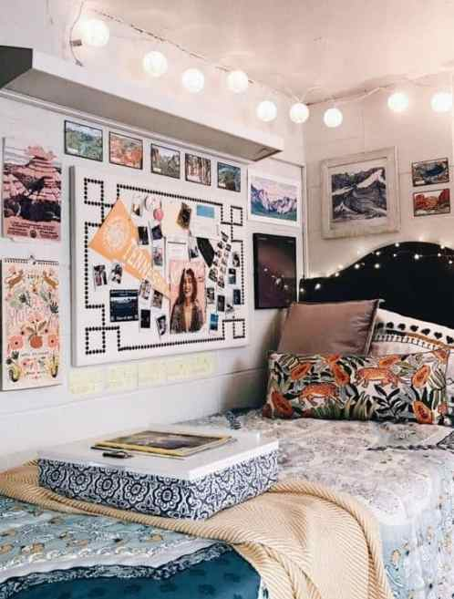 Cute Dorm Rooms Obsessing Over Society
