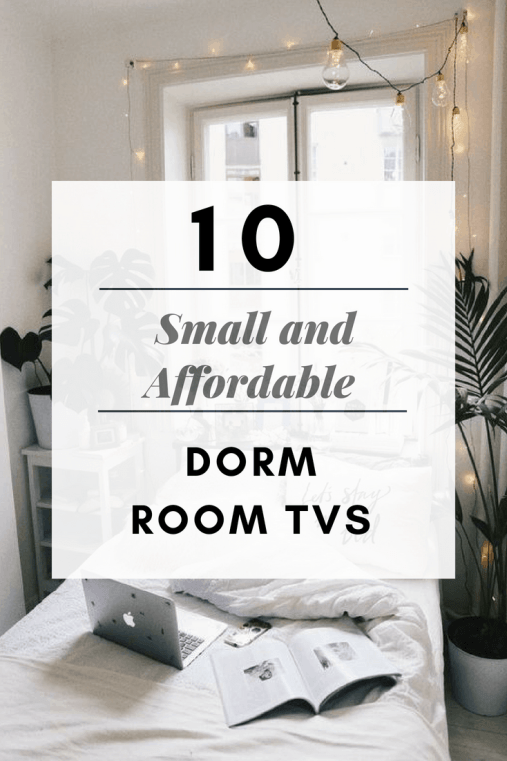 10 Of The Best Dorm Room TVs That Are Small And Affordable