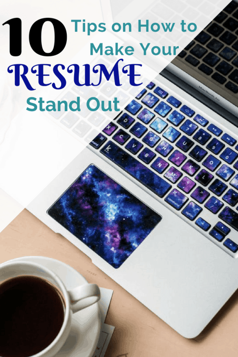 10 tips for how to make your resume stand out from the pile society19