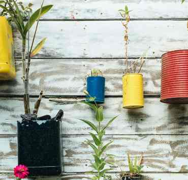 It's so easy to turn to the trash when once-shiny items loose their luster. But why not reuse? Here are 9 everyday household items you can upcycle, and how!