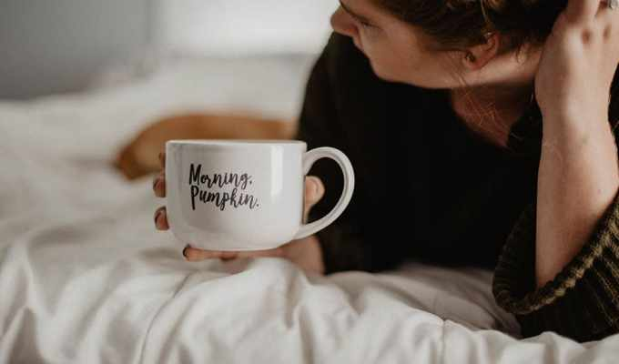 Sleeping in can feel so good... for 10 minutes. In the long run, establishing a morning routine is way better for getting more out of your day. Here's why.