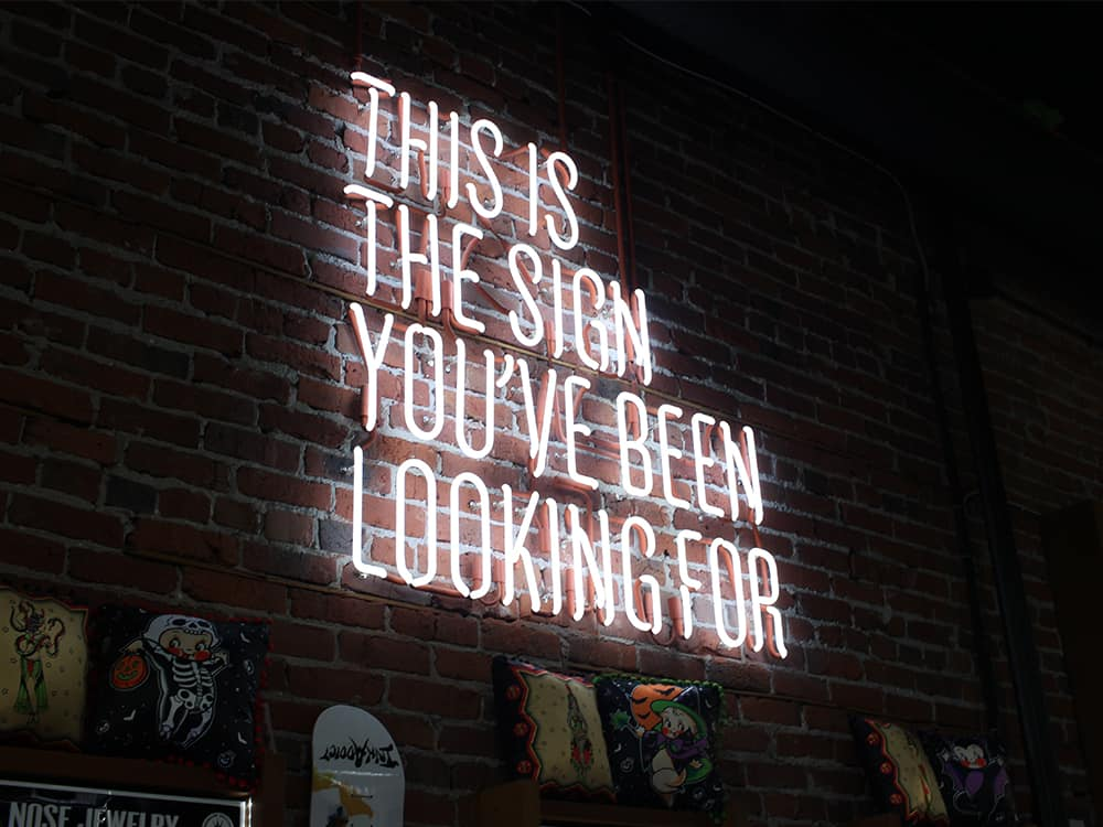 Neon was born to be instagrammed. Don't have time to hunt any down? We've got the best and more 'grammable neon signs in Houston right here for you.