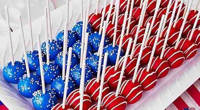 Fourth Of July is coming, which means parades, fireworks, picnics and parties! Make sure you have the perfect party with these easy patriotic recipes!