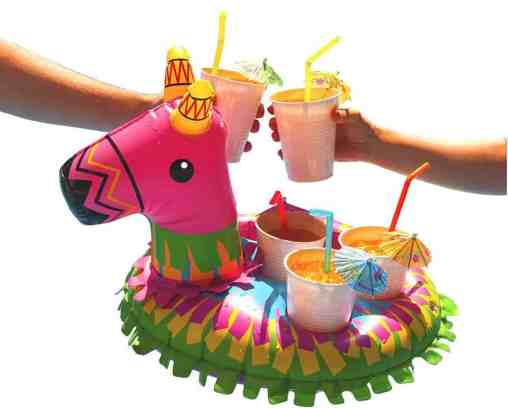 Take a peak at these adorably fun drink floats for summer 2018!