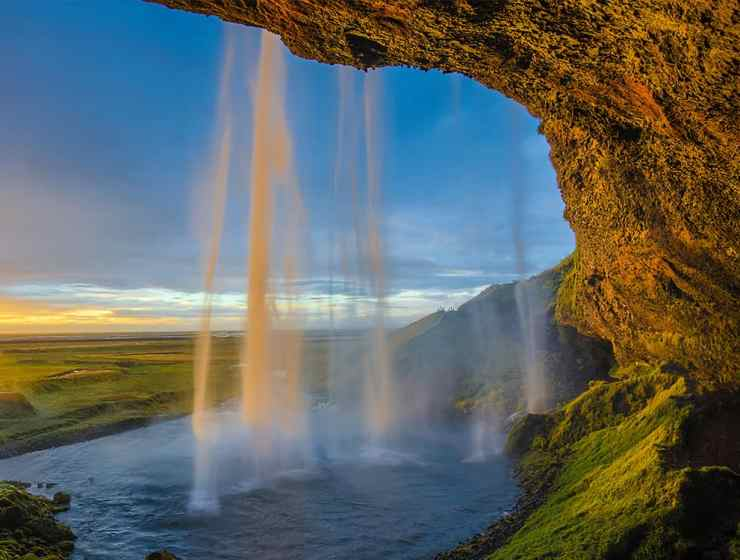 Iceland is becoming a travel hot spot. The hikes and views aren't for the faint-hearted, so see these places to visit in Iceland while you're young!