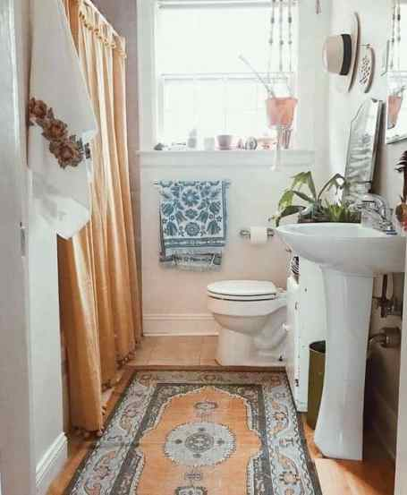10 Small Bathroom Decorating Ideas That Are Major Goals ...
