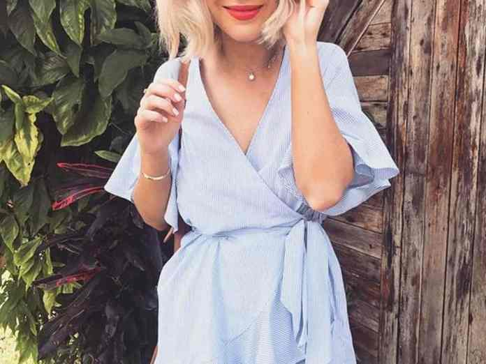 These wrap dresses for summer are perfect for any type of wedding. From floral and stripes to ruffles and maxi wrap dresses, these are so cute for summer!