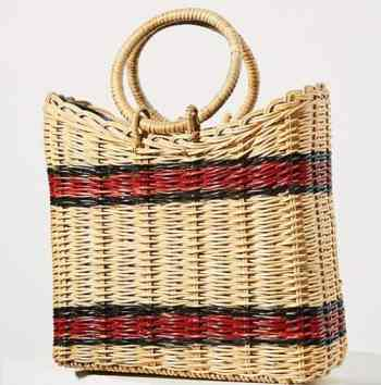 Here are the cutest outfits with straw bags you can wear all season long!