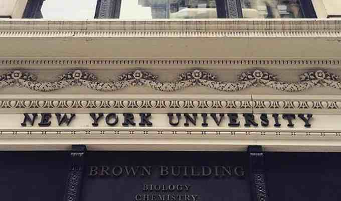 Are you a student or an incoming student at New York University? Well, these are the 5 reasons that I'm excited to start going to school there!