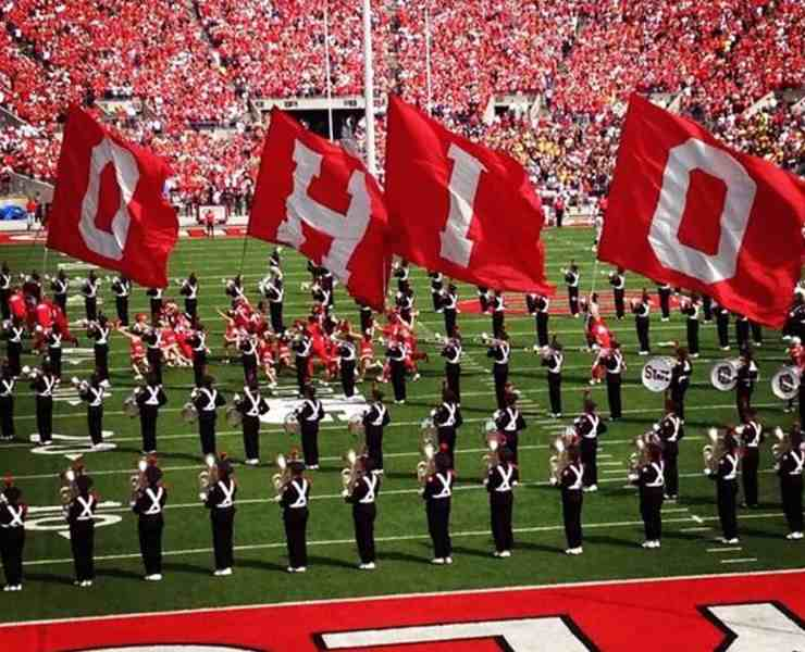 A complete breakdown of what a typical day as an Ohio State University Buckeye is like. If you're thinking of going to college at OSU then check this out!