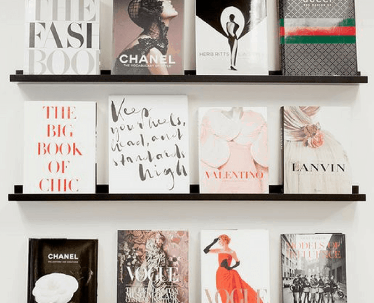 Looking for something to spruce up your living space? Read this article to find some of the cutest fashion coffee table books!!