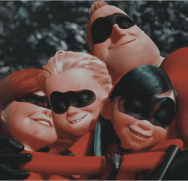 If you've seen Incredibles 2, then you know just how relatable certain scenes from the movie can be. Which scene do you relate to the most?