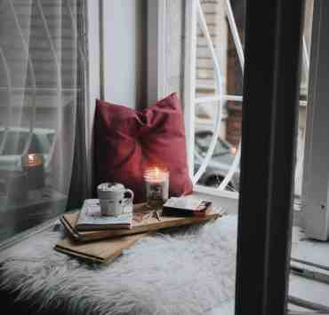 These are some of the best ways that you can make your bedroom warm and cozy for those cold nights when you want to cuddle up in a blanket!