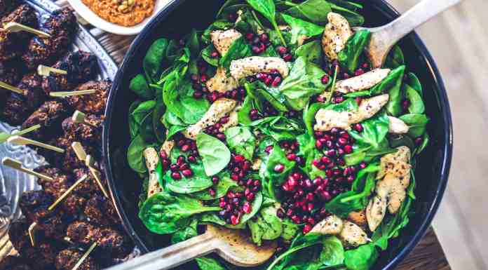 Sometimes eating a salad can feel a little boring, but here's a list of some ingredients that can make eating one more enjoyable!
