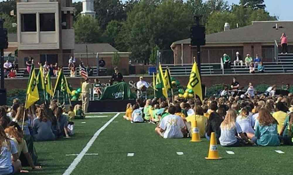 Everyone loves those fun high school memories! Read this article if you made them in green and gold cheering on the Cougs at Collegiate!