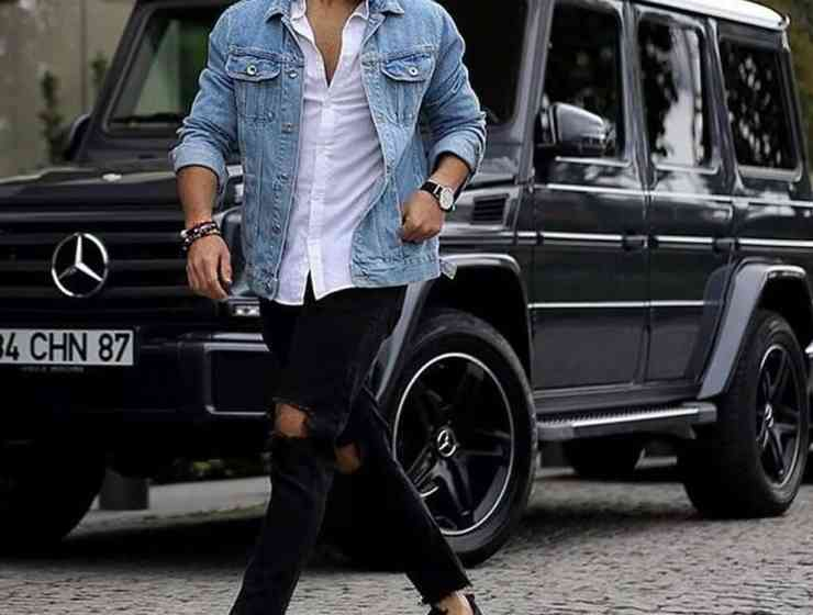 These men's clothing trends are becoming popular for this upcoming fashion season. Whichever your style taste, try some of these.