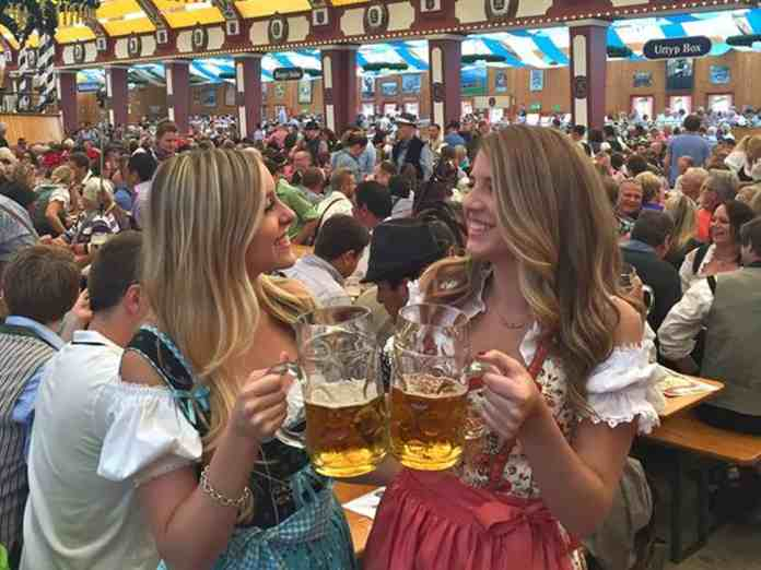 If you're looking for some places to celebrate Oktoberfest in the U.S., then these are some of the best party places around the country!