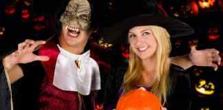 These couples Halloween costume ideas will help you and your S.O. stand out among others at your next autumn costume party!