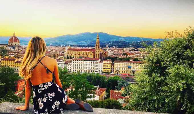 When you study abroad you'll learn a lot of things on your own. There are just some things that other people can't prepare you for in your travels.